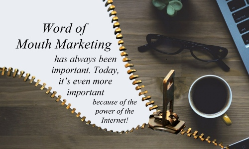 word of mouth mraketing